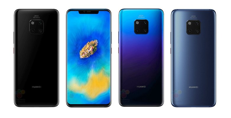 Huawei Mate 20 pro colors rquandt 01