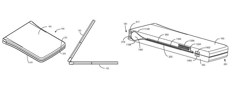 Motorola foldable smartphone patent ap 01