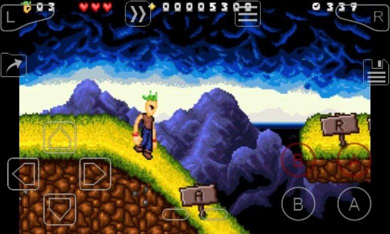 My OldBoy free GBC Emulator 01