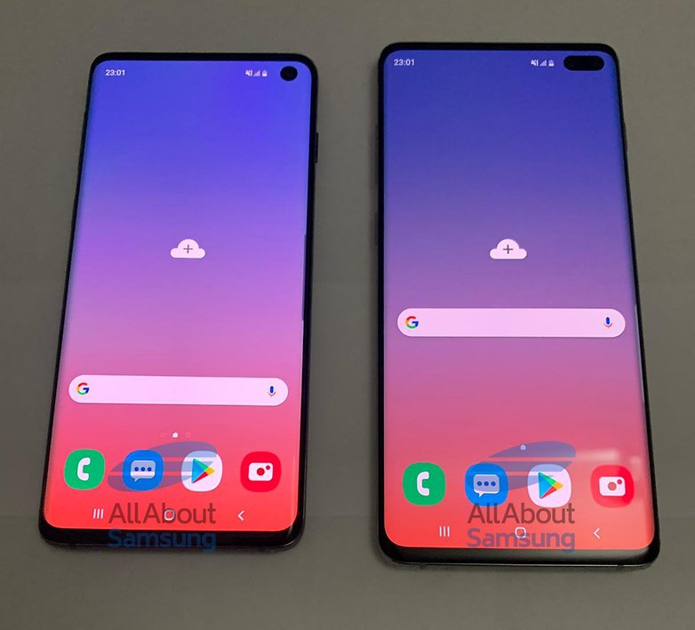 Samsung galaxy s10 plus leak allaboutsamsung 7