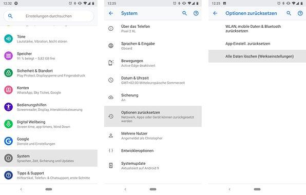 Fehlermeldung App Wurde Beendet So Löst Ihr Das Problem Androidpit