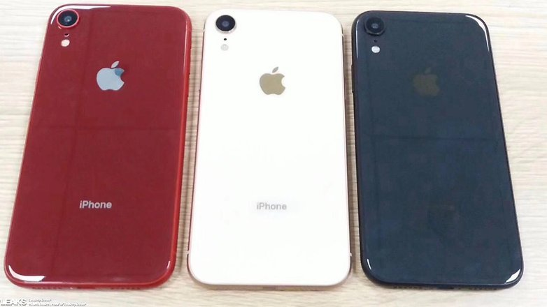 apple iphone xc colors leak