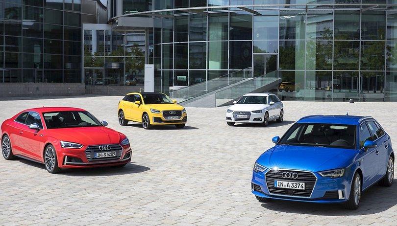 Auto-Abo von Audi: Zwei neue Autos im Monat