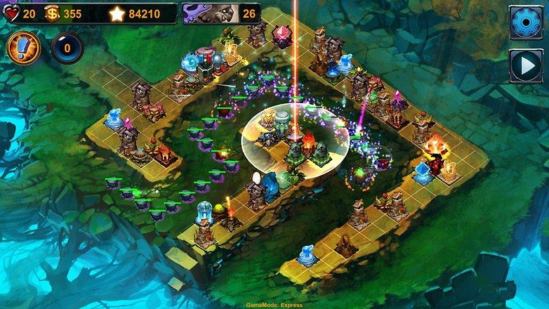 элемент тд андроид башня обороны игра элемент студии 01