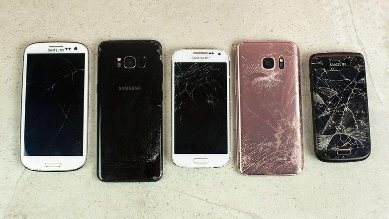 broken samsung galaxy smartphone ap 02