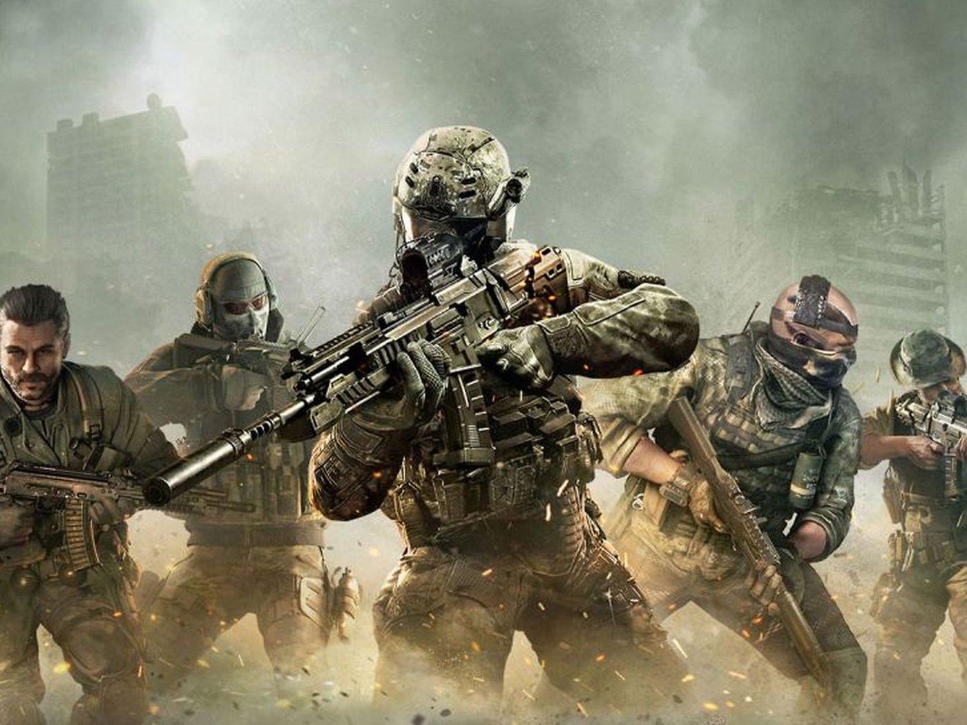 jugar Call of Duty Mobile en PC