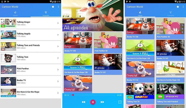 cartoon world app bt42studios 02