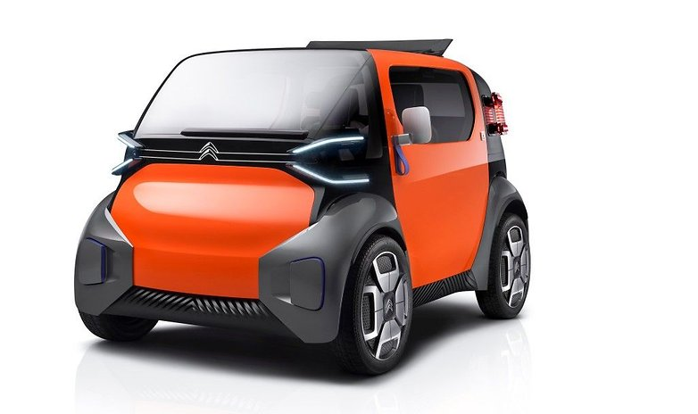 Citroen: a Ginevra la urban car del futuro