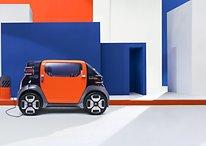 Le nouveau véhicule électrique de Citroën est étonnant