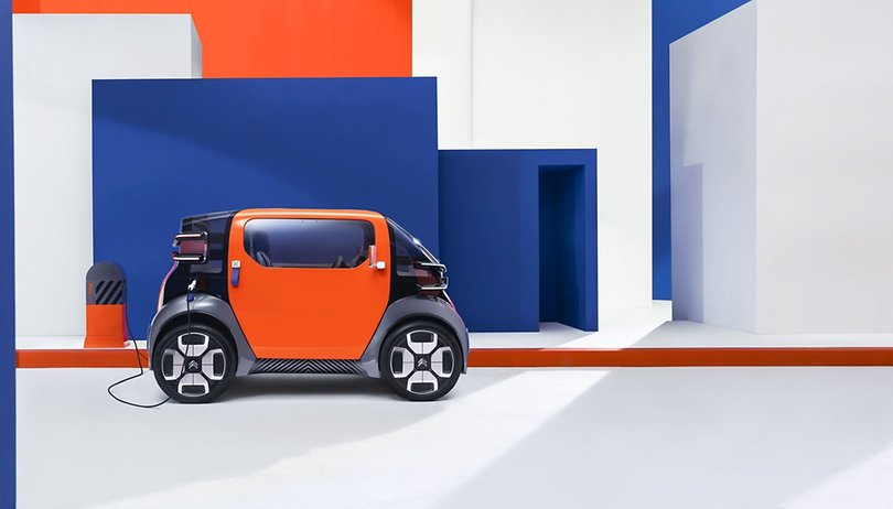 Citroën unveils its Ami One for the next wave of microcars