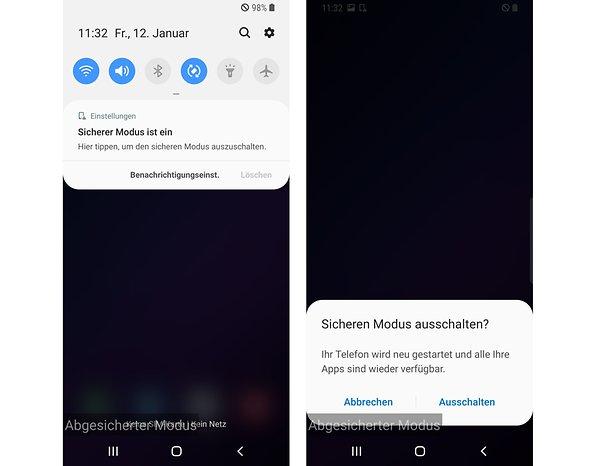 android benachrichtigungen automatisch löschen
