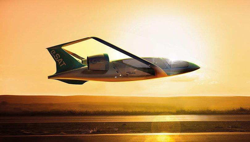 Silent Air Taxi: Dieses E-Flugzeug soll zum Bahn-Ersatz werden