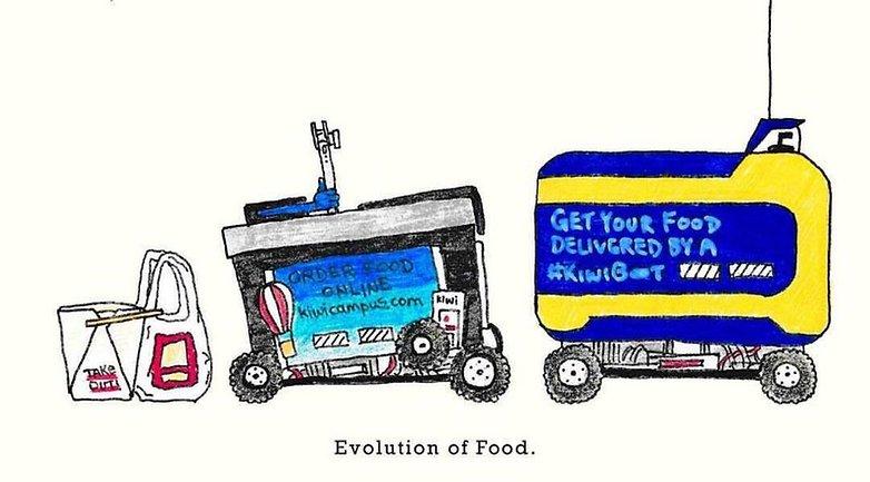 evolution of food robots kiwi 01