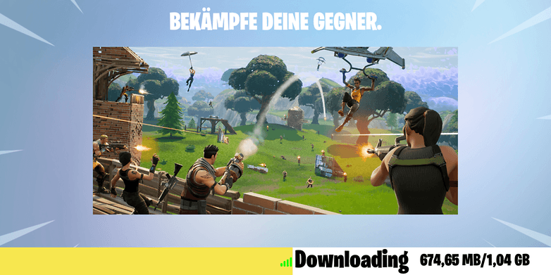 fortnite android download de androidpit 01