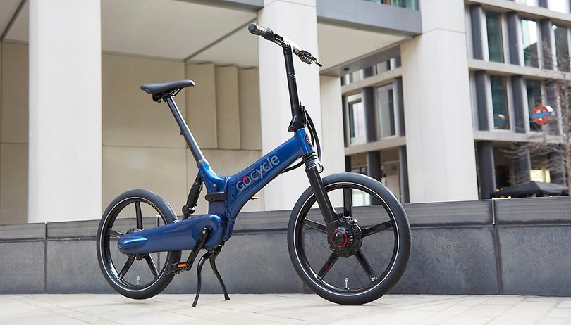 The Gocycle GX is an electric folding bike for your commute
