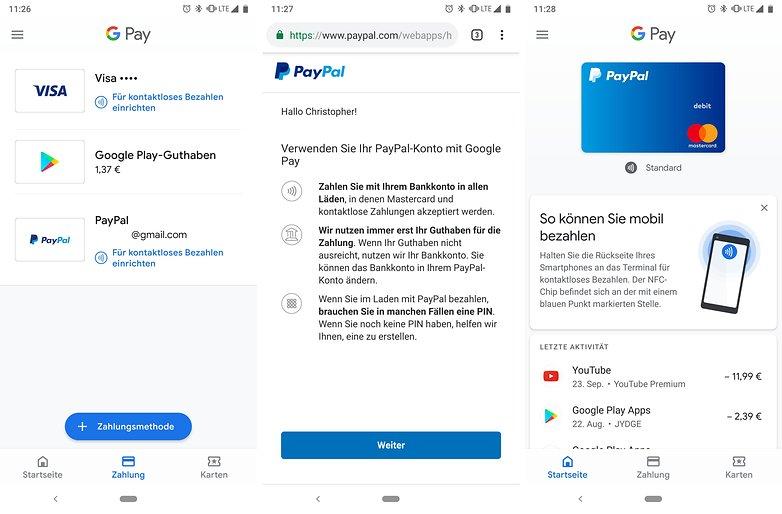 google pay paypal einrichten ap 01