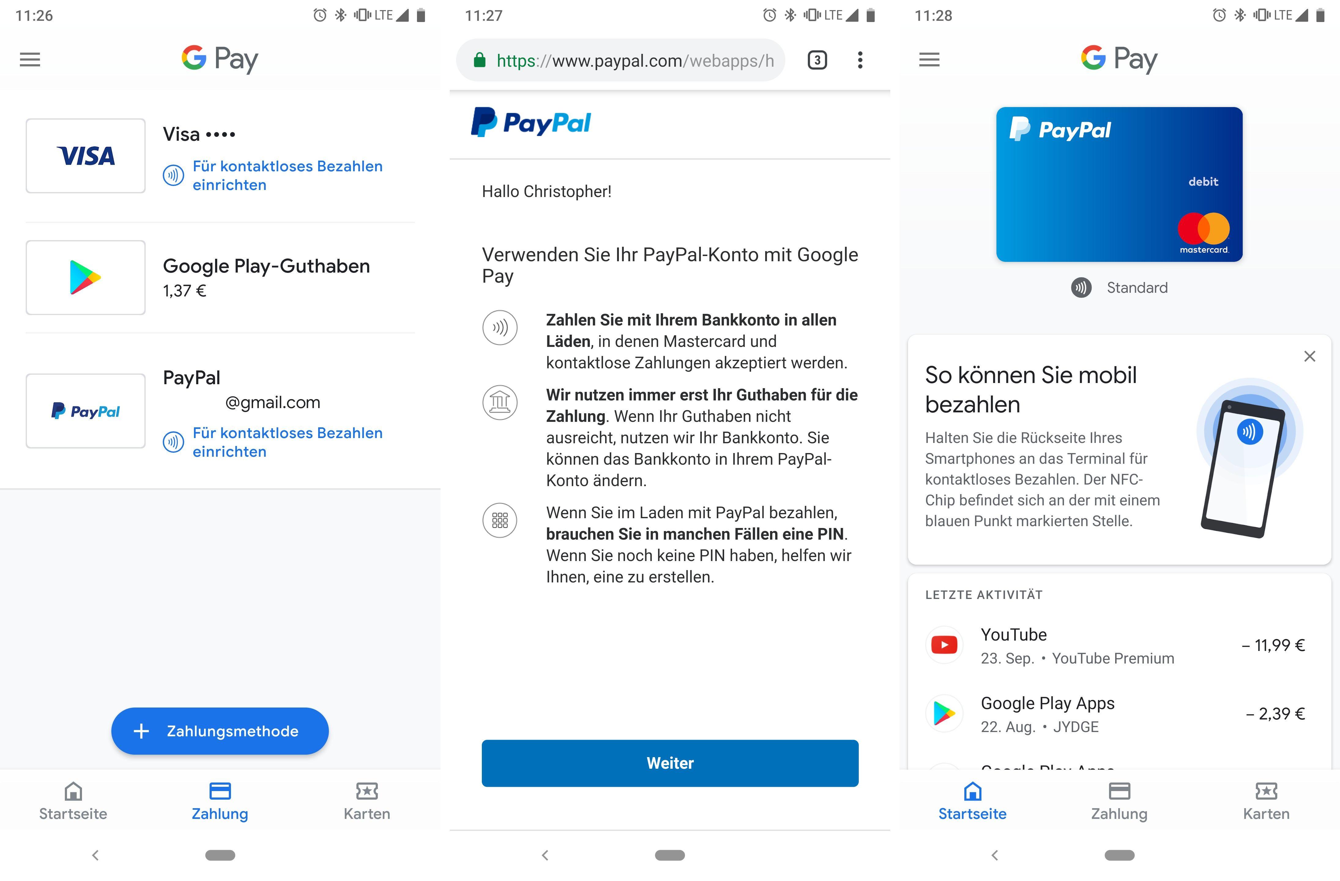 Mit Paypal Bezahlen Wie Geht Das