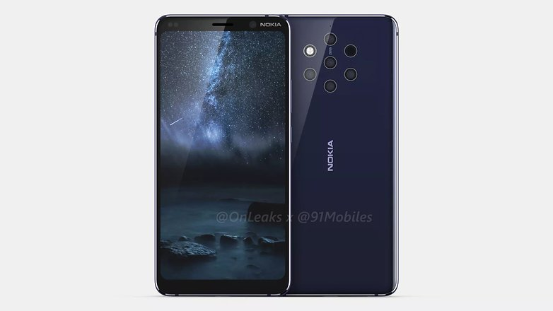 hmd global nokia 9 leak onleaks 01