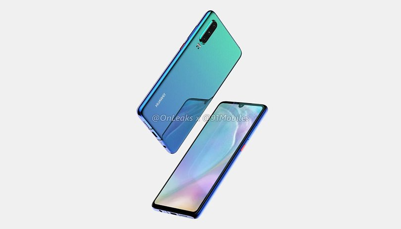 We'll know everything about the Huawei P30 on March 26