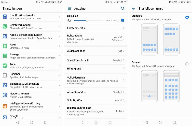 huawei smartphone app drawer aktivieren ap 01