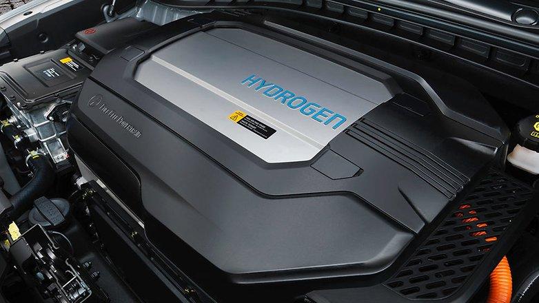 hyundai fcev nexo hydrogen car Hyundai 04