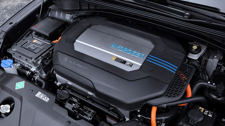 hyundai fcev nexo hydrogen car Hyundai 05