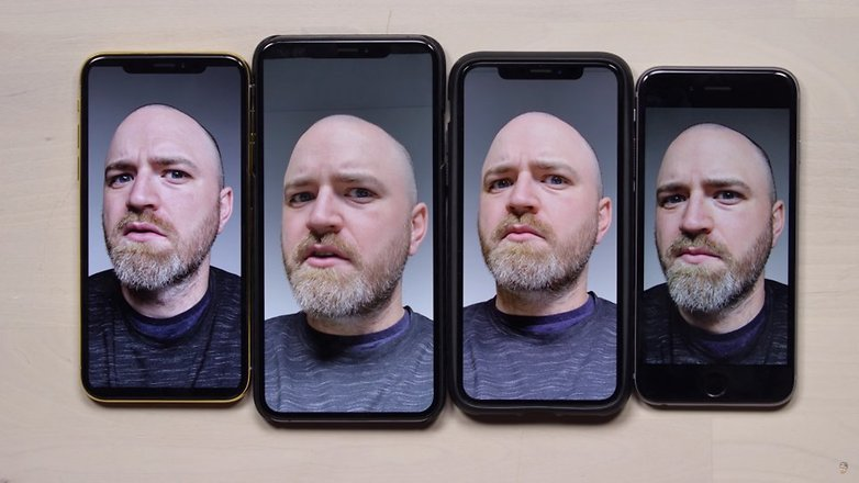 iphone xs beautygate comparison unboxtherapy 01