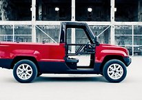 Questo mini pickup elettrico costa appena 5000 euro!