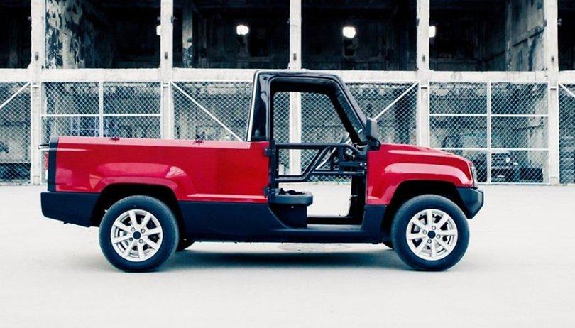 Kaiyun Pickman: Mini-Elektrofahrzeug kostet nur 5.000 Euro