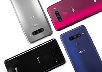 LG V40 launched with first quintuple camera design