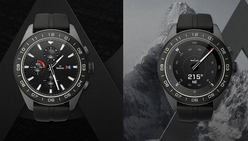 Neue LG-Smartwatch: Hybrid-Funktion fordert einen hohen Tribut