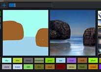 L'AI di Nvidia realizza anche immagini fotorealistiche e scarabocchiate