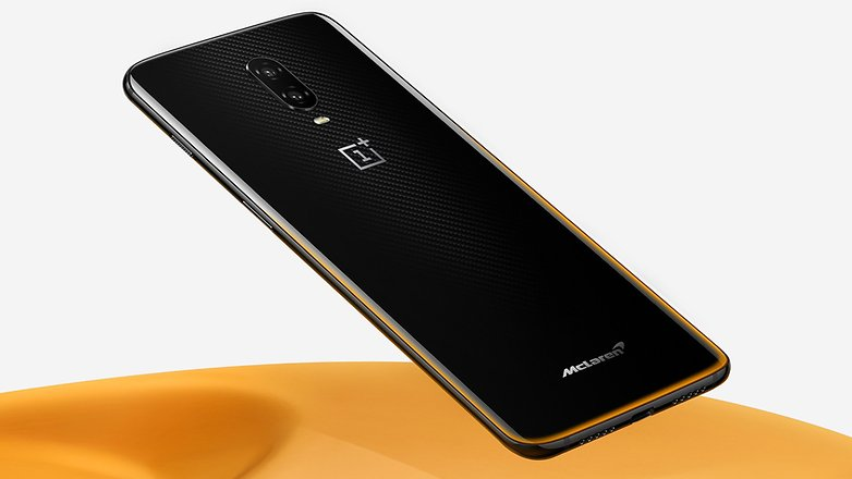 oneplus 6t McLaren edition press oneplus 02
