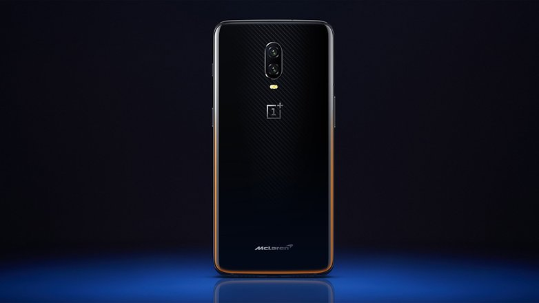 oneplus 6t McLaren edition press oneplus 05