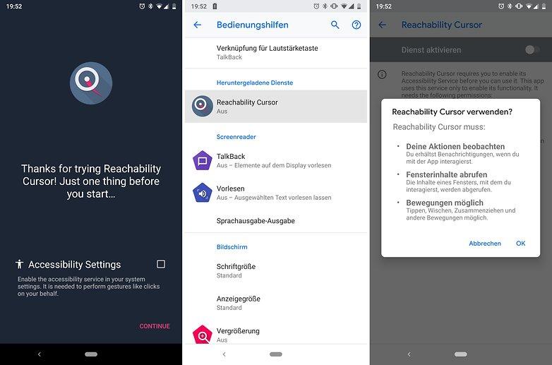 reachability cursor app ap 01