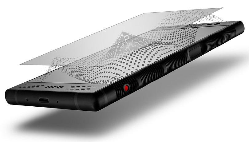 RED Hydrogen One: Holo-Smartphone bekommt vernichtende Kritiken