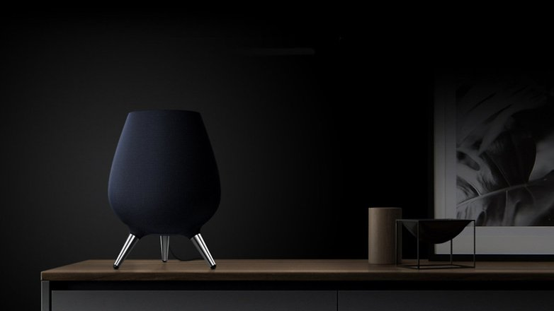 samsung galaxy home smart speaker bixby