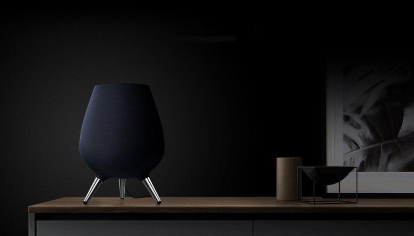 Galaxy Home: Bixby-Lautsprecher steht auf wackeligen Beinen