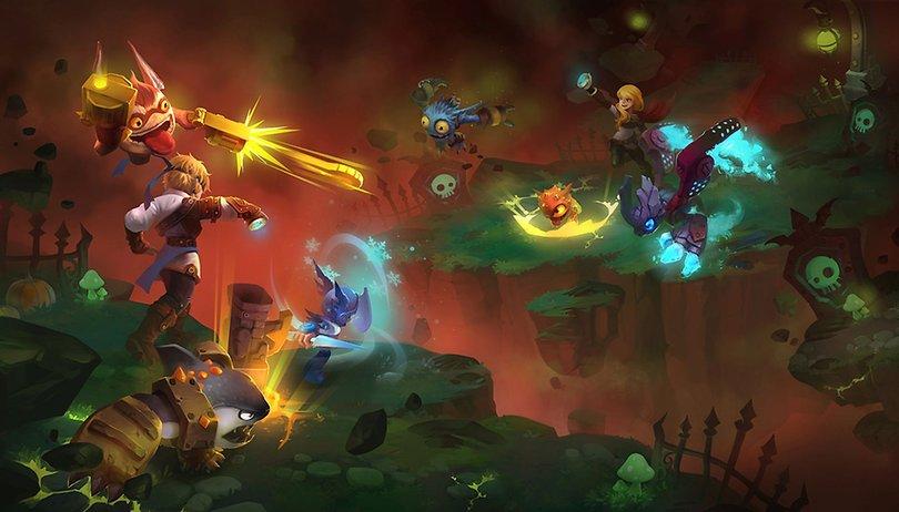 Skylanders Ring of Heroes: Das neue Spiel der Macher von Summoners War