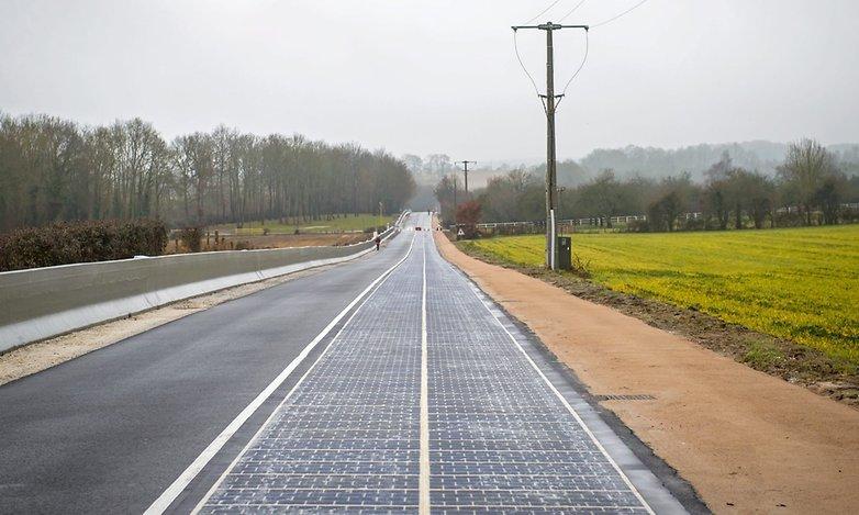 solar road in Tourouvre au Perche theguardian 01
