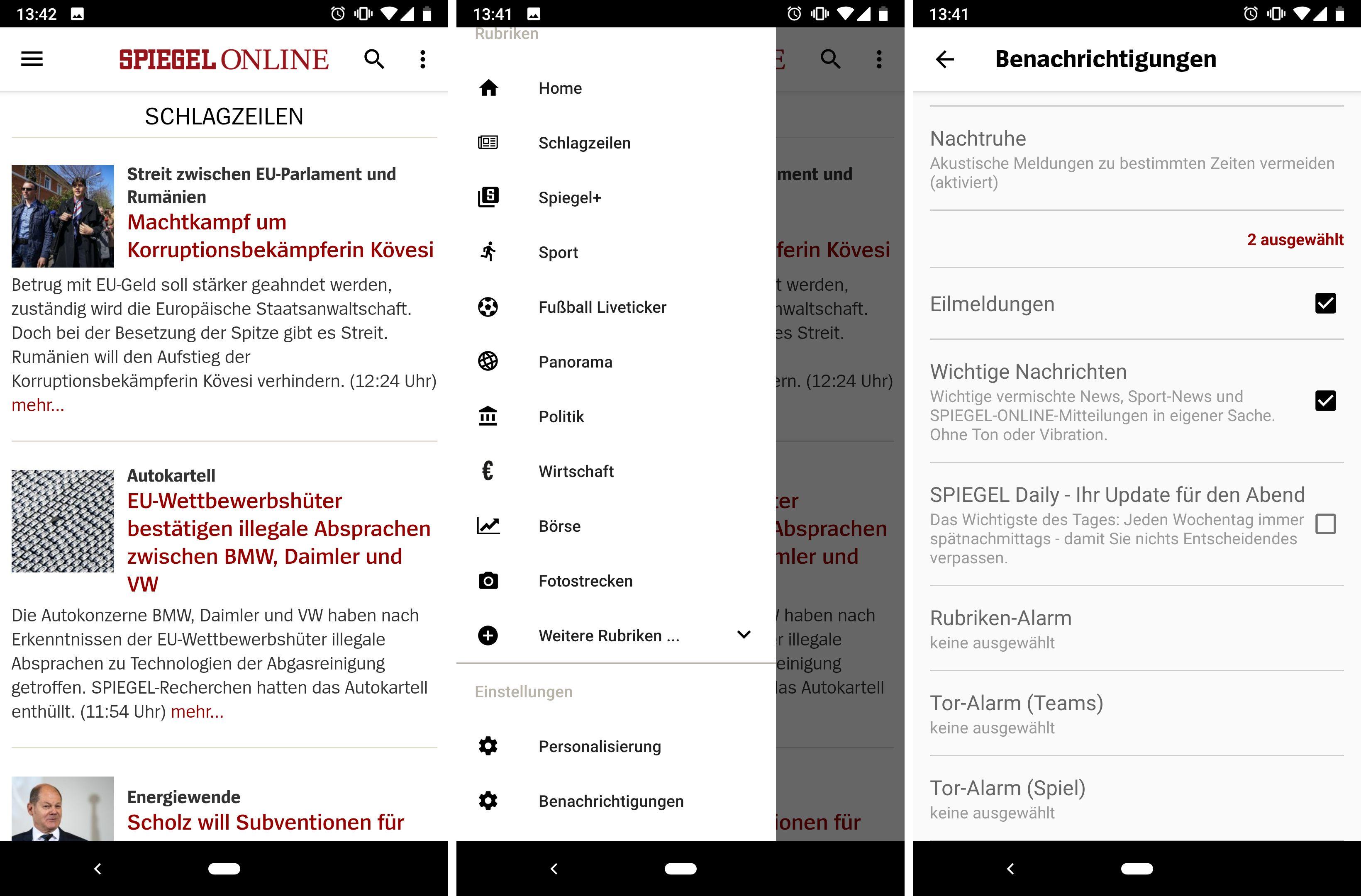 Telegram nachrichten offline lesen