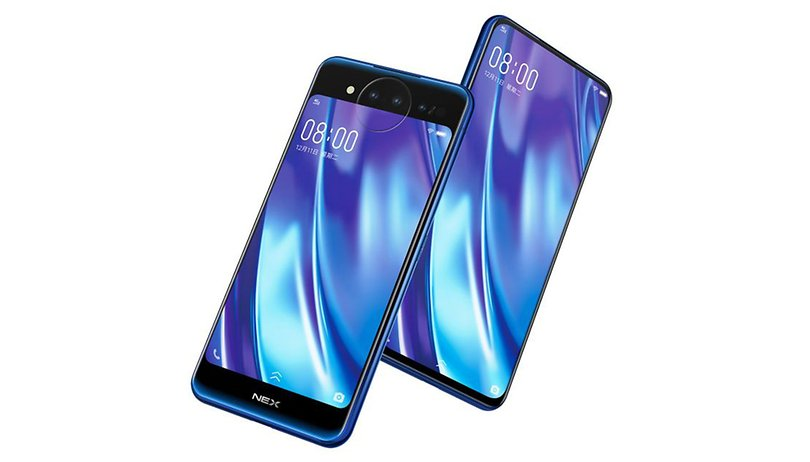 Nex Dual Display: Vivo's new smartphone has two displays