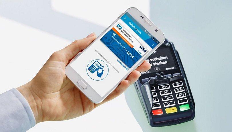 Bei der Volksbank darf nicht jeder mit dem Smartphone zahlen
