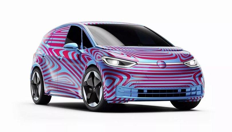 Nuevo E-Car VW ID.3: los pre pedidos colapsan la web de Volkswagen