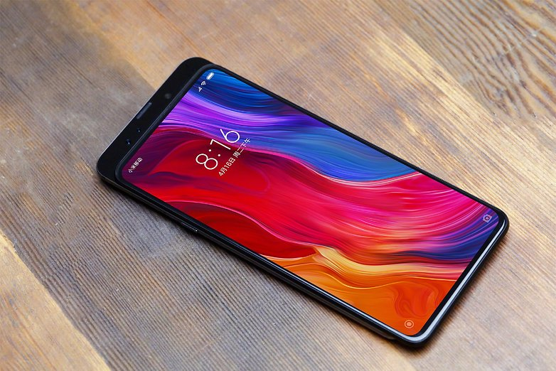 5G Internet for the Mi Mix 3