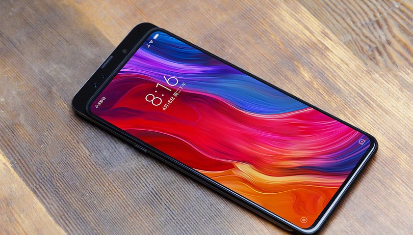 5G for the Mi MIX 3: Xiaomi beats Huawei and Samsung to it