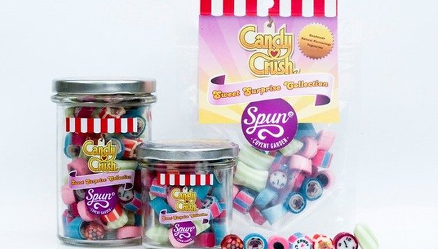 A Candy Crush addict's worst nightmare: Real Candy Crush edible candies!