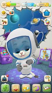 Gato que Habla Oscar – mascota virtual