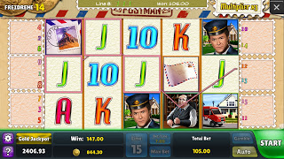 Postman Slots: Spielautomaten Kostenlos