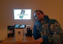 Ludy aus dem Forum testet: So funktioniert der Moto Mod-Projektor und das Akku-Pack
